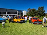Northern Beaches Muscle Car Show - Gallery