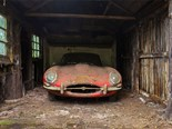 Video: 1964 Jaguar E-type barn find