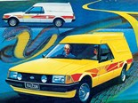 Ford Falcon History - XD, XE, XF Series, 1979-1988