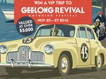 Win a VIP Geelong Revival experience for two valued at $5,000