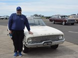 JASON LAMBERD'S 1961 FORD FALCON XK - READER RIDE