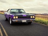 American Beauty: 1969 PLYMOUTH ROAD RUNNER 383 FOUR-SPEED