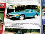 Ferrari Daytona - the ones that got away