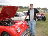 Colin Cuffe's 1960 Triumph TR3A - Reader Ride