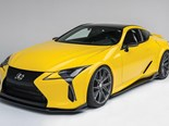 Lexus LC 500 revealed