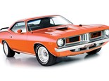1970-74 Plymouth Barracuda