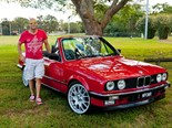 1991 BMW E30 - Reader Ride