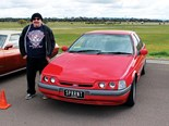 1994 Ford Falcon ED XR8 Sprint - Reader Ride