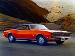 Chevrolet Camaro 1967-2002 market review