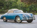 Barn Find Porsche 356 Speedster Sells for $780k at Auction