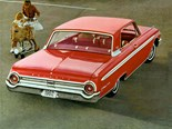 Ford Galaxie, Thunderbird 1958-72 market review