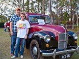 Ross Capern's 1950 Austin A40 Ute - Reader Ride