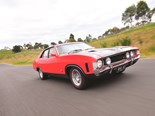Ford XA-XB Falcon GT - market review