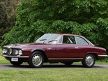 1965 Alfa Romeo 2600 Sprint on the block