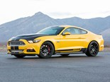 Shelby Mustang 2014-15 Review