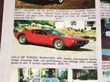 De Tomaso Mangusta and Jaguar MkV – the cars that got away