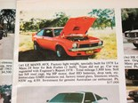 Torana A9X and Ford XR GT Gallaher – the cars that got away