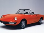 Alfa Romeo Spider - cute, but not always easy to live with.