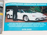 Lamborghini Countach & Fiat 128 - the cars that got away