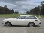 1972 Volvo P1800ES Sportswagon - today's tempter