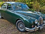 1962 Jaguar MK II - Reader Ride