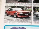 Ford XD Phase 5 + Vanden Plas - the cars that got away