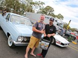 Bowe picks Oz ute at Bathurst show
