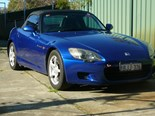 Honda S2000 - today's tempter