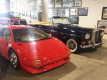 Diablo, Roller and Monteverdi at Oldtimer