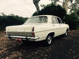 Holden HR Premier 1966 survivor - today's tempter