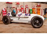 Big money for race cars at Lloyds auction
