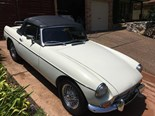 MGB MkI 1963 - today's tempter