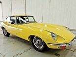 Jaguar E-Type Series II - Reader Resto