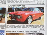 Alfa Romeo 1600GTA + Austin Lancer Series 2 - The Ones That Got Away