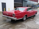 Ford Galaxie 1966 coupe - today's tempter