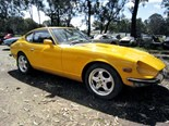 Datsun 260Z - today's tempter
