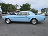 Ford Mustang notchback 1966 at Lloyds