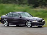 1995 BMW E36 M3 - Our Shed