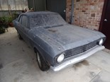 Ford Falcon coupe 1968 - today's project tempter