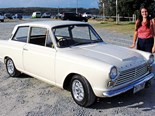 Corrine Mills' 1965 Ford Cortina