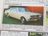 Holden HT Monaro + Jaguar 420 + Morris Marina - The Cars That Got Away