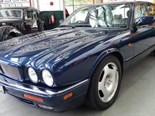 Supercharged Jaguar XJR6 - today's tempter