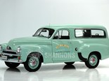 Holden FJ Panel Van 1955 coming up at Shannons