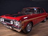 New record for Ford Falcon GT at Lloyds