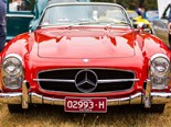 1957 Mercedes-Benz 300SL - Reader Ride