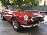Volvo P1800 S  1968 - Today's Tempter