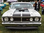 1971 Ford Falcon XY GT - Reader Ride