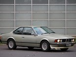 BMW E24 coupe