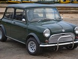 Twin-Engined 1970 Mini - Reader Resto