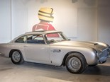 James Bond Aston Martin features in Sydney sale